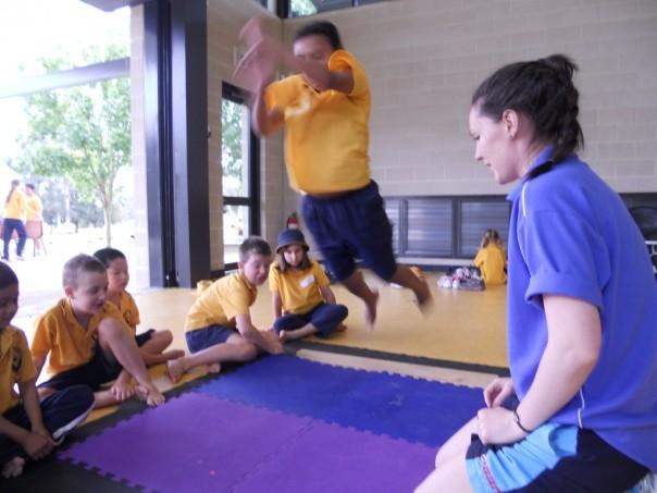 Standing Long Jump - Assessing explosive leg power - How far can you jump?